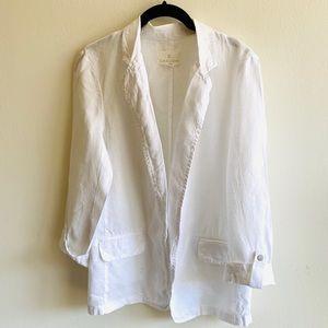 Caslon White Linen Blazer from Nordstrom's